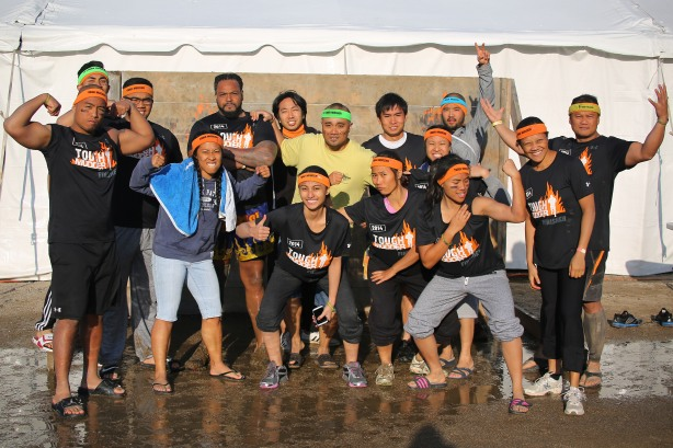 "Team, ""Mudder Lode"" - AFTER"